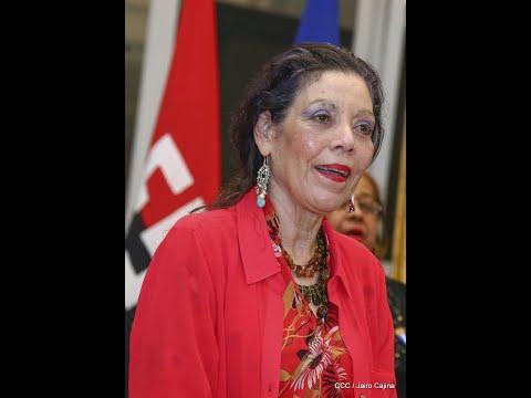 Compañera Rosario Murillo: Vivimos tiempos de victorias de la educación