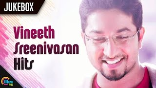 Vineeth Sreenivasan Malayalam Hits | Popular Songs From Premam, Oru Vadakkan Selfie & More