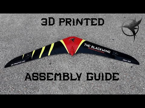 the-blackwing--3d-printed-flying-wing-assembly-guide