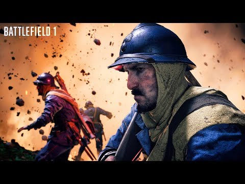 ALL OUT WAR - Battlefield 1 Cinematic Trailer