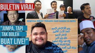 Aliff Syukri Mohon Maaf, Ali Puteh Tak Benarkan Aliff Buat LIVE di Perjumpaan dengan Ibu Arwah Abam