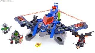 LEGO NEXO Knights Aaron Fox's Aero Striker V2 review! 70320