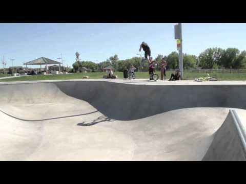 The Monday Edit - Matt Cordova In Colorado - TransWorld BMX