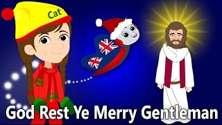 God Rest Ye Merry Gentlemen | Christmas Songs For Children | British Kids Songs Xmas Series
