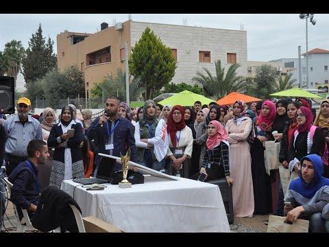اليوم المفتوح في اكاديمية القاسمي - 22.3.2017