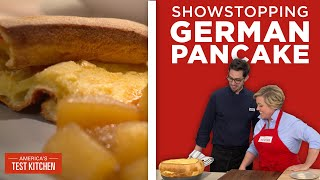 How To Make Our Recipe For A Showstopping German Pancake