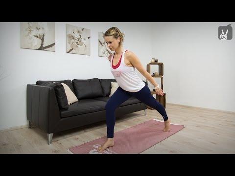 Die Öbungen im Fitnessstudio nach dem Verbrennen des Fettes