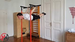 Pullup Mate Review: The BEST Pullup and Dip Station for Home