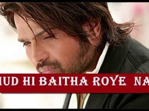 Naina Re Lyrics Himeshsreya Amp Rahat Fateh Ali Khan