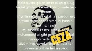Ceza-Holocaust+Sözler (Flex Rap) (Fast Rap)