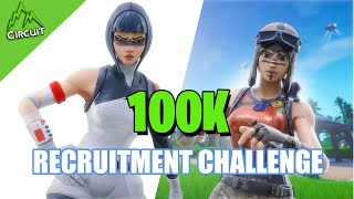 Join Team Circuit Now!!  | How to join my clan! | Recruitment Challenge