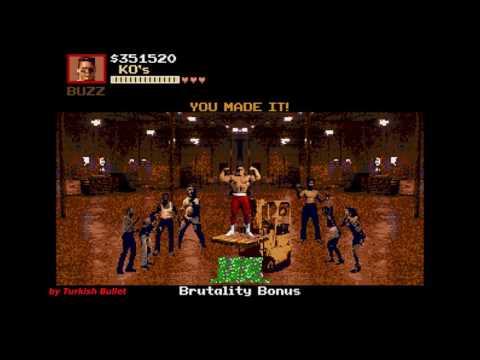 Pit-Fighter (Sega Mega Drive / Genesis) - (Longplay - Buzz)