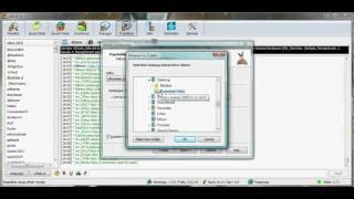 zMule - Nustatyti, kad siųstu failus į kitą vietą..