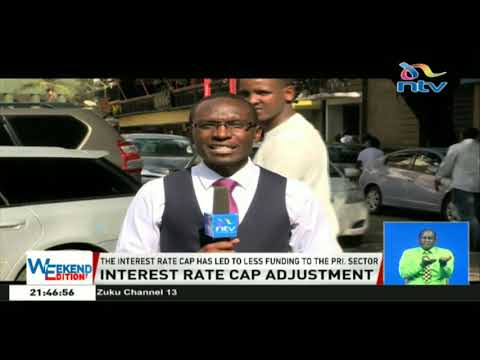 Proposed interest rate cap law by M. Kuria may result in costlier funds for SMEs