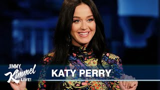 Katy Perry on New Baby Daisy, Giving Birth in a Pandemic & Super Bowl Halftime Show