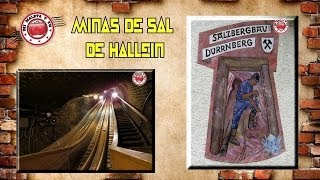 preview picture of video 'Minas de sal de Hallein'