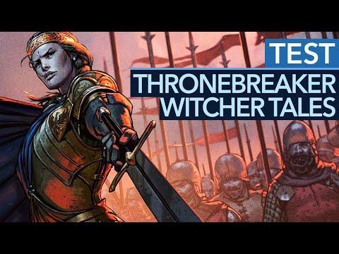 Fantastische Witcher-Story - Thronebreaker: The Witcher Tales im Test