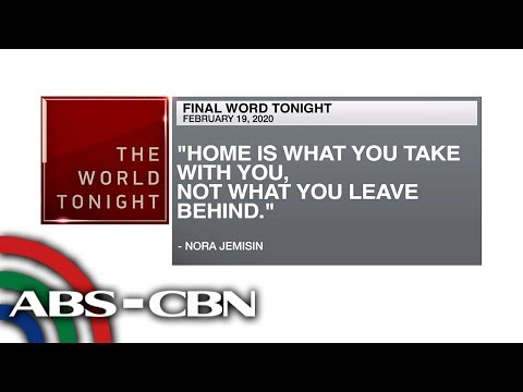 [ABS-CBN]  Final Word – February 19, 2020 | ANC
