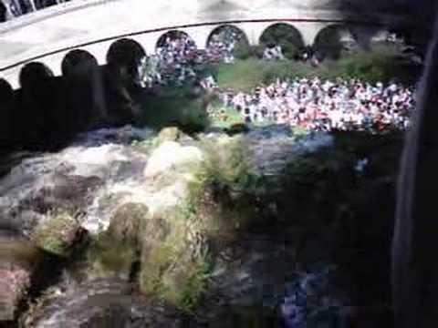 Wasserspiele in Kassel / Waterarts
