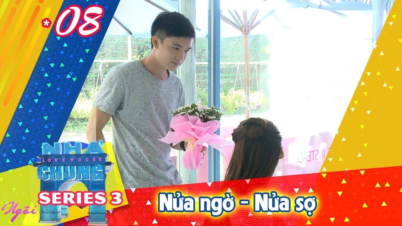 NGÔI NHÀ CHUNG - LOVE HOUSE | Series 3 - Tập 8 | Bi Max bất ngờ hẹn hò Á khôi áo dài Phượng My 💏