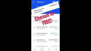 Earn 1 ethereum per day!! Cryptopop payment proof!! how to earn free ethereum in android.