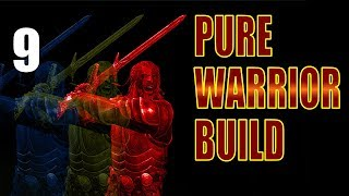 Skyrim Pure Warrior Build Walkthrough SURVIVAL, NO MAGIC Part 9: Stockpiling for Solstheim