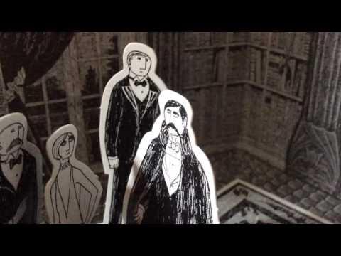 Dracula: Starring Edward Gorey's Toy Theatre