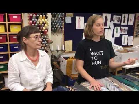 Costume Shop Visit