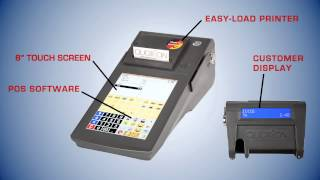 POS system for small business - QTouch 8