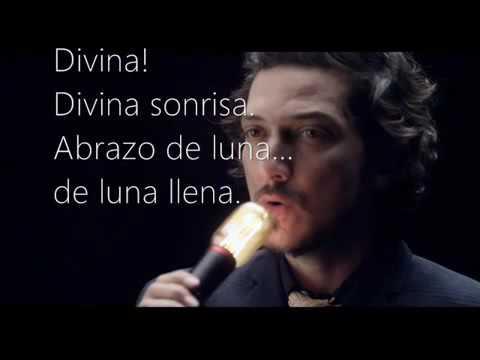 Brillas--- León Larregui  (Letra)