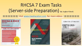 Red Hat RHCSA (EX200-7) - Module 1 1 - Building the RHCSA