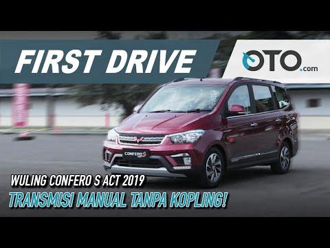 Wuling Confero S ACT 2019 | First Drive | Bagaimana Rasa Transmisi Barunya? | OTO.com