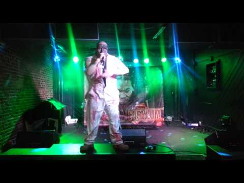 Skitzo of Mutilated Live at Tammany Hall