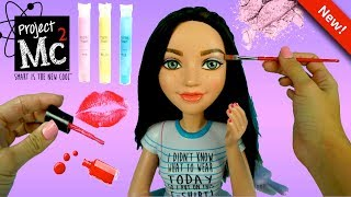 Project Mc2 Electric Styling Head Doll  & DIY Make up Kit Nail Polish  - Titi Toys & Dolls