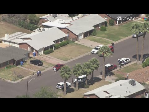 8-month-old girl has died after being found in toilet, says Phoenix Fire