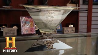 Pawn Stars: HALF A MILLION for RARE 1978 Triple Crown Trophy (Season 16)