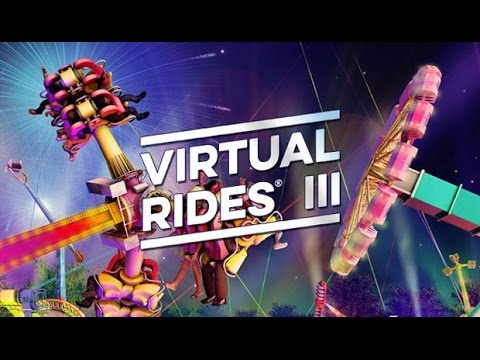 Virtual Rides 3 - Funfair Simulator ★ GamePlay ★ GeForce 1070 ✅