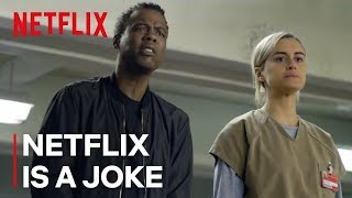 Download Youtube: Netflix Is A Joke | Emmys 2017 | Netflix