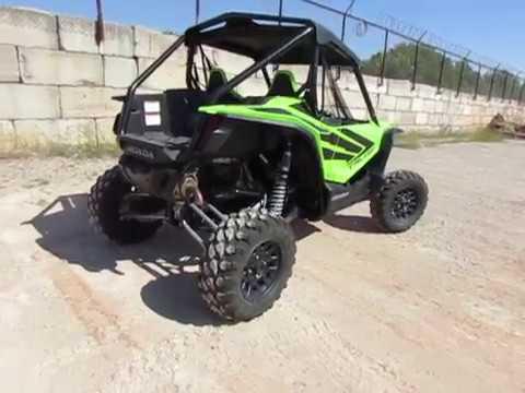 2019 Honda Talon 1000R in Wichita Falls, Texas - Video 1