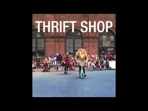 Thrift Shop - Macklemore & Ryan Lewis (iTunes clean version)