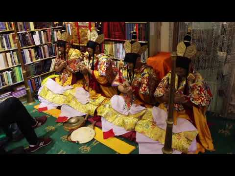 Chanting by Tibetan Gyuto Monks
