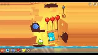 Cut The Rope 2 (Level 49 50 51 52 53 54) - GamePlay HD