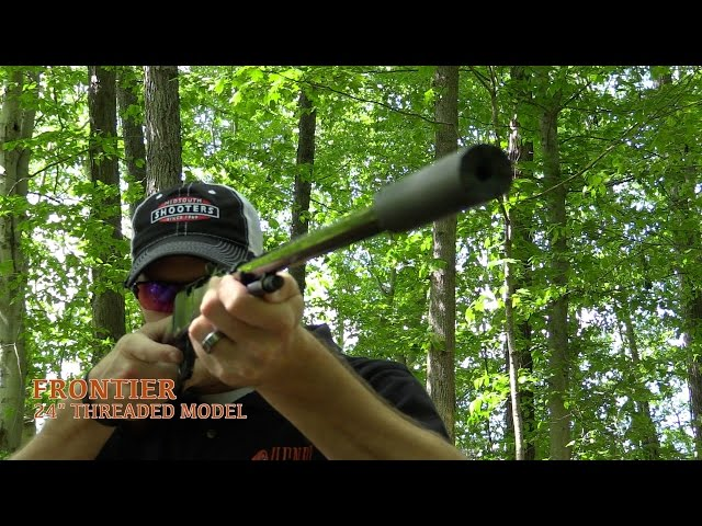 The Henry Threaded Barrel Frontier Review