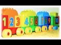 Обзор LEGO Duplo 10558 Считай и играй