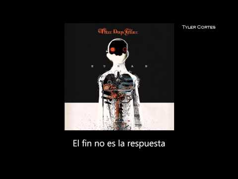 Three Days Grace - The End Is Not The Answer Sub Español