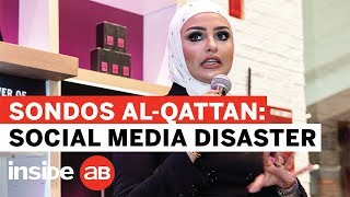 Kuwait influencer Sondos Al-Qattan controversy