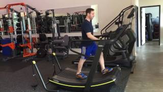 The LOOK Fitness Presents Technogym Skillmill