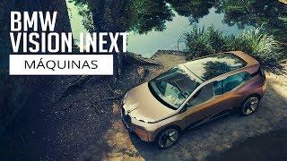 BMW Vision iNEXT - Máquinas