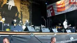 Anti Flag - The Smartest Bomb - Open Flair Festival 2008