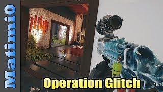 Operation Glitch - Rainbow Six Siege